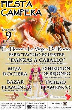 """Fiesta Campera, Hcda -""""El Rocóo"""""""