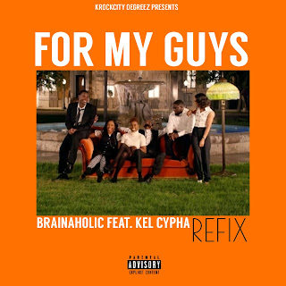 Brainaholic Feat. Kel Cypha – For My Guys (Refix)
