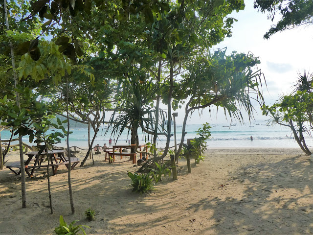 bästa stranden på Lombok