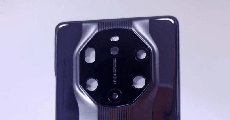 An octagon for a camera bump?