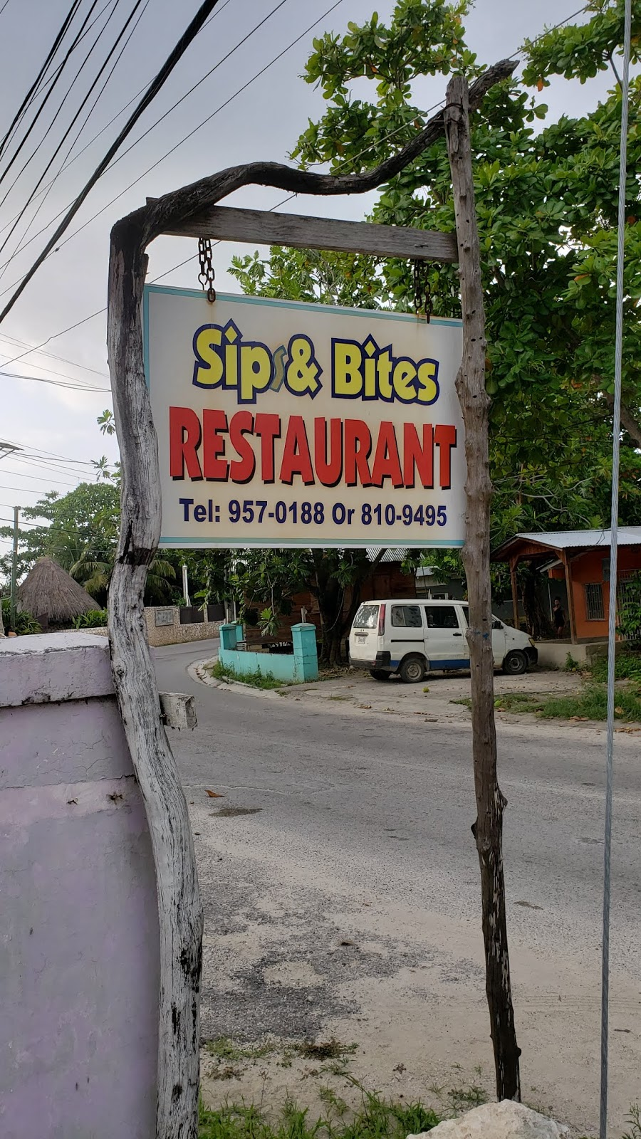 sips and bites restaurant negril jamaica