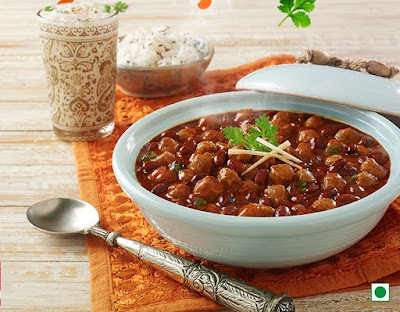 soya rajma curry recipe