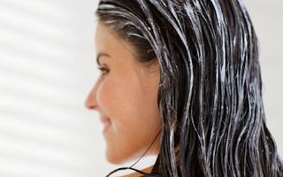 cara masker rambut sendiri secara alami untuk rambut smoothing