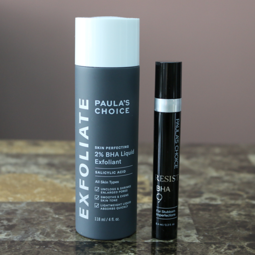 Paula's Choice Skin Perfector 5% BHA Liquid Exfoliant Resist BHA 9