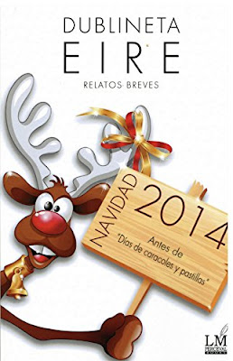 """Navidades 2014. Antes de """"Días de caracoles y pastillas"""": Precuela - Dublineta Eire (#ali97)"""