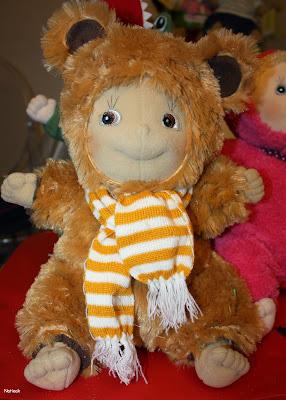 Rubens Barn Teddy bear