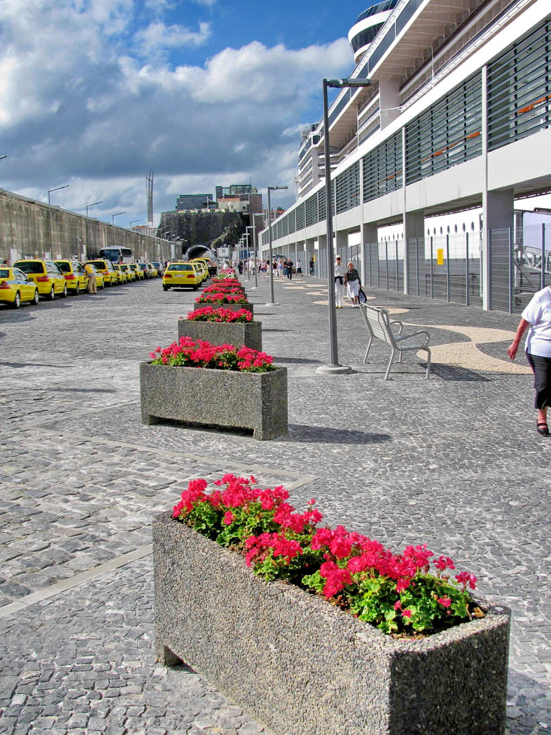 tranquility in Funchal port