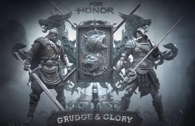 تقديم العرض الرسمي للموسم الثالث للعبة For Honor