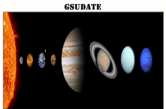 The-Planets-in-the-Solar-System
