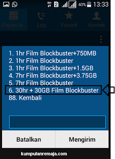 30hr +30GB Film BlockBuster