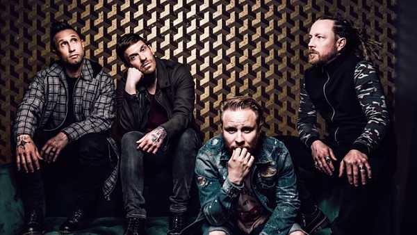 "SHINEDOWN: Lyric video για το νέο single ""Atlas Falls"""