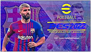 Download eFootball PES 2022 PPSSPP New Update Minikits Transfer & English Commentary