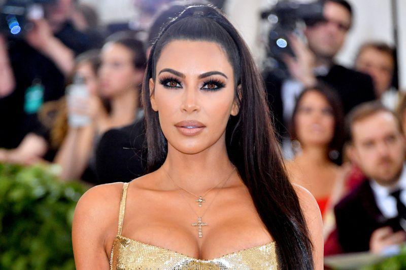 Kim Kardashian Met Gal 2018 Makeup Tutorial