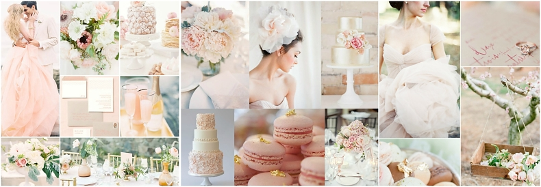 jaké zvolit svatební barvy