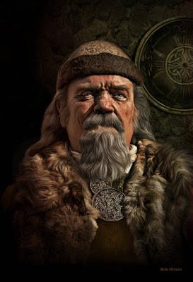 Bastante Aldogiovannini (Viking Chieftain by bnolin)