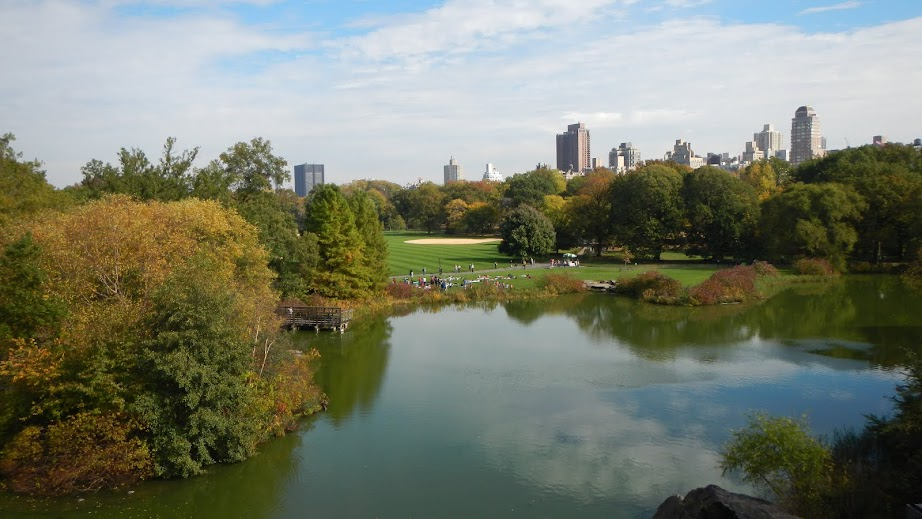 ...Nature and the City: Central Park