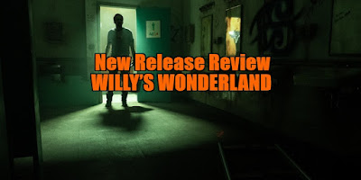 willy's wonderland review