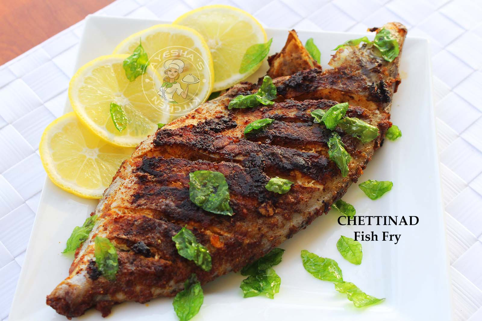 Fish fry recipe chettinad fish fry for Fish fry ingredients