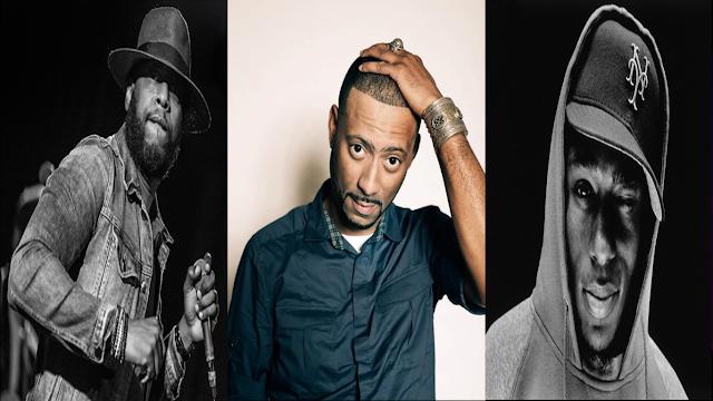"""Yasiin Bey (Mos Def) anuncia que novo álbum do """"Black Star""""  vai ser produzido pelo Madlib"""