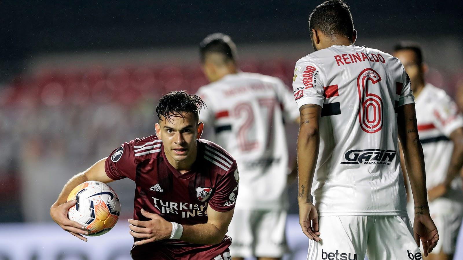 Copa Libertadores: Sao Paulo vs River Plate