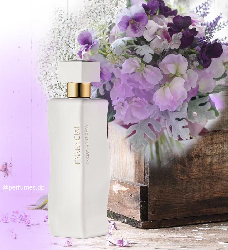 Resenha perfume essencial exclusivo floral