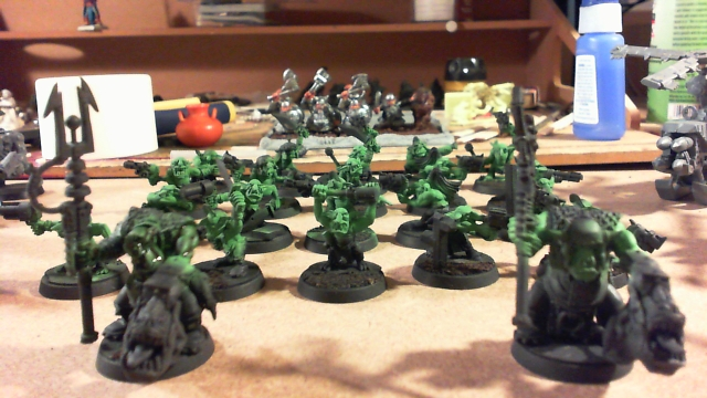 Psychobob's Miniature Wargaming Hobby Blog    All on a budget!: We