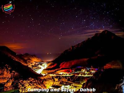 Camping and Safari - Dahab - Egypt