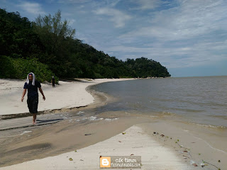 teluk kampi, pantai, taman negara pulau pinang