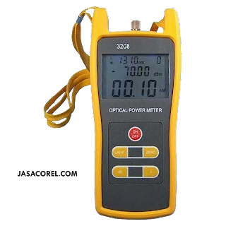 Optical Power Meter PNG