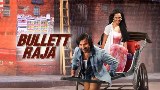 Bullett Raja (2013) Bollywood Action Movie Full HD