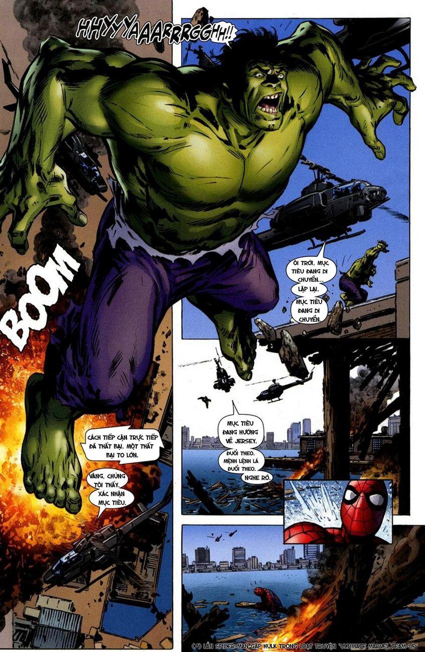 Ultimate Origin chap 1 trang 5