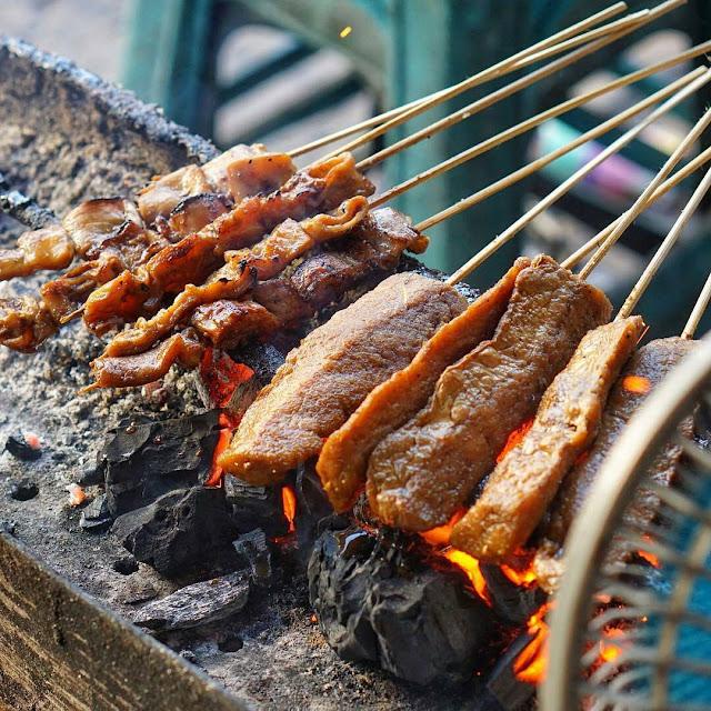 Sate Kere Pasar Beringharjo