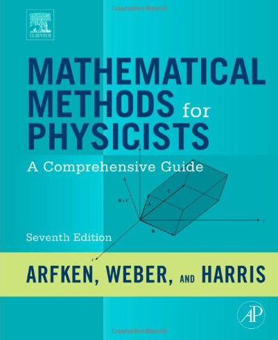 Mathematical Methods for Physicists ( 7th Edt )