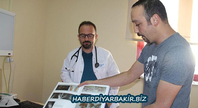Diyarbakır Gazi Yaşargil Eğitim ve Araştırma Hastanesinde romatoloji bölümü açıldı