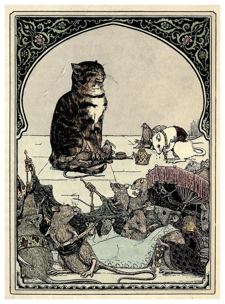 Ilustraciones de cuentos de hadas 1892