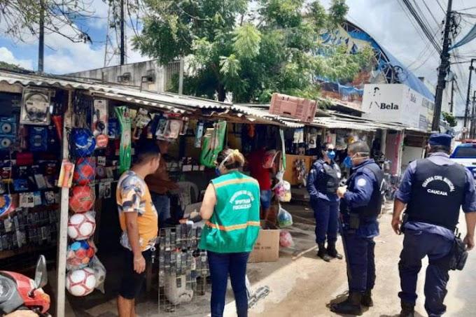 Sobral e mais seis municípios do Ceará não poderão retomar comércio e serviços nesta segunda-feira