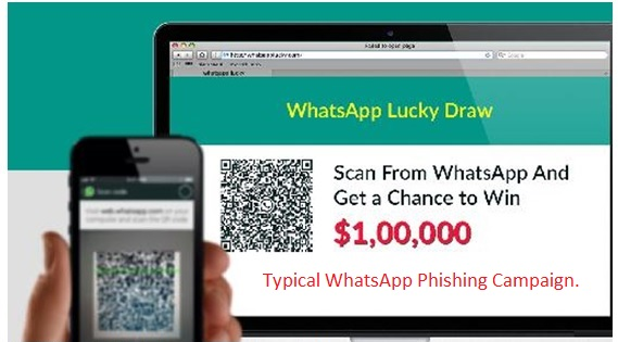 WhatsApp Hack Phishing