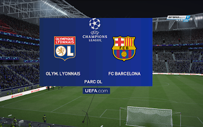 FIFA 16 Graphic Pack UEFA Champions League 2018/2019