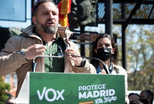La Fiscalía abre diligencias a Vox por delito de odio en un cartel electoral