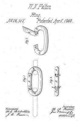 Pelton Ring karabiner