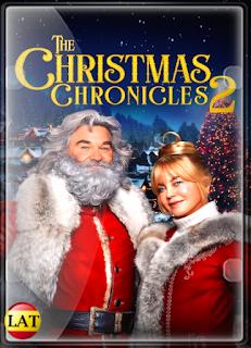 Las Crónicas de Navidad 2 (2020) DVDRIP LATINO