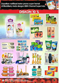 Katalog Super Indo Bandung, Sukabumi, Cirebon, Mojokerto, Kediri, Jombang Edisi 12-18 Januari 2017
