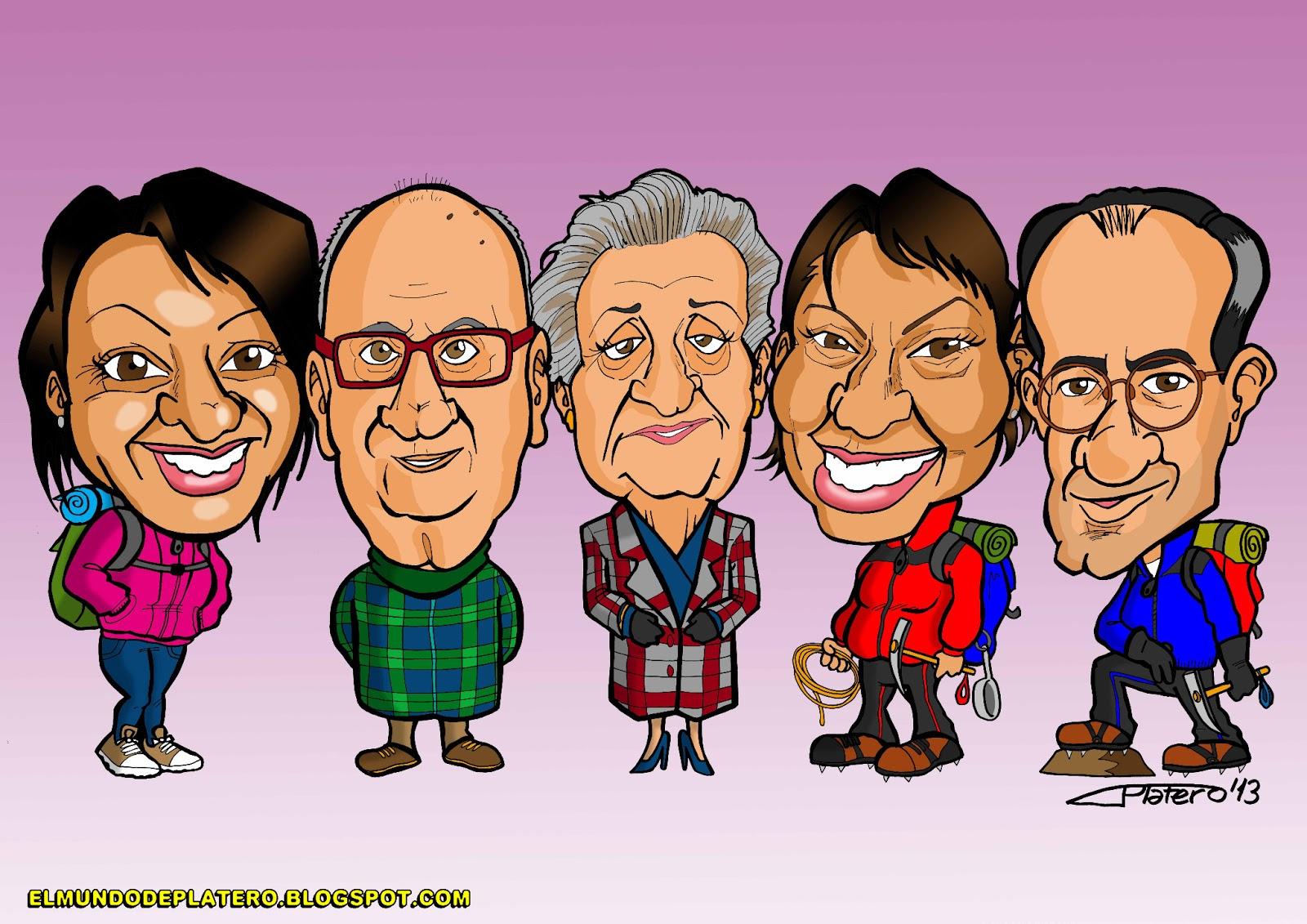 Platero: Caricaturas, Cómics E Ilustraciones: Febrero 2013
