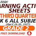 Weeks 1-6- Learning Activity Sheets (LAS) Q3 Grade 2