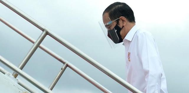 Jokowi Berduka Sehari Setelah Bersyukur, Said Didu: Katanya Sukses...
