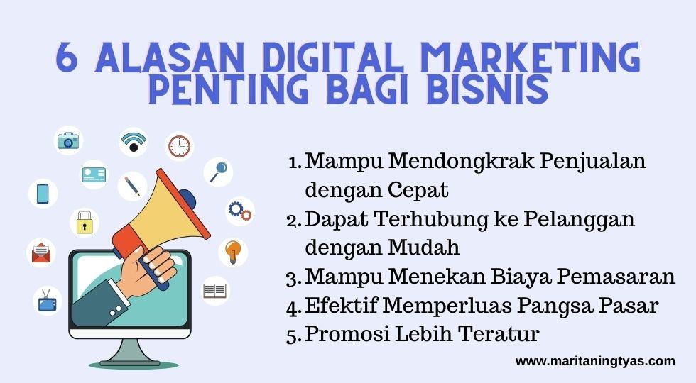 pentingnya pemasaran digital bagi kesuksesan bisnis