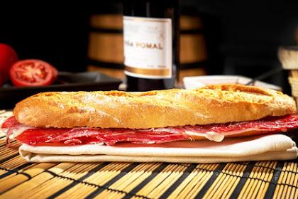 How to Make Jamon Serrano Ham Sandwich at Home