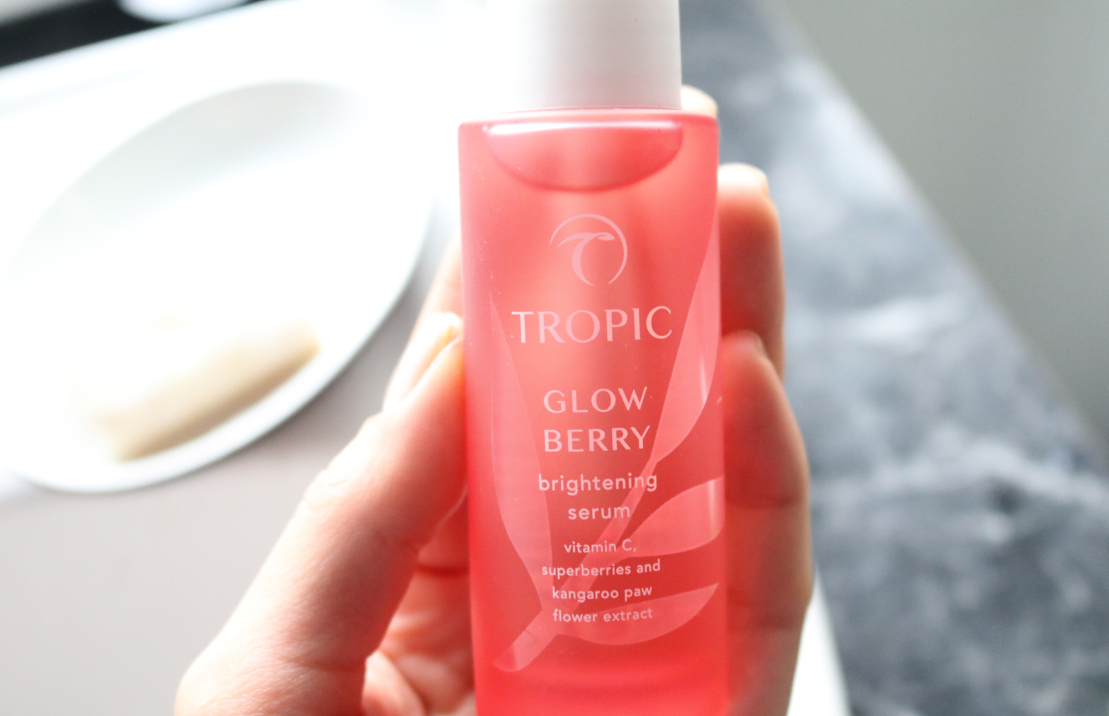 Tropic Glow Berry Brightening Serum review