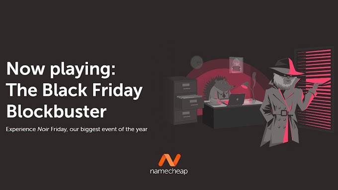Get FREE NameCheap Domain & Hosting: The Black Friday Blockbuster