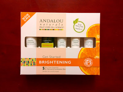 FroBunni | Review | Andalou Natural Brightening Line